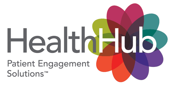 HealthHub - Colour Logo